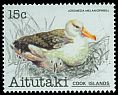 Cl: Black-browed Albatross (Thalassarche melanophris)(Out of range)  SG 334 (1981) 125