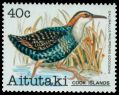 Cl: Buff-banded Rail (Gallirallus philippensis) SG 343 (1981) 275