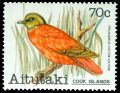 Cl: Orange Dove (Ptilinopus victor)(Out of range)  SG 348 (1981) 550
