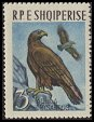 Cl: Golden Eagle (Aquila chrysaetos)(Repeat for this country)  SG 749 (1963) 325 [3/3]