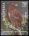 Cl: Golden Eagle (Aquila chrysaetos) <<Shqiponja>> (Repeat for this country)  SG 2974b (2003)  [2/21]
