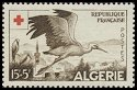 Cl: White Stork (Ciconia ciconia)(Repeat for this country)  SG 374 (1957) 650