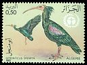 Cl: Northern Bald Ibis (Geronticus eremita) SG 829 (1982) 70