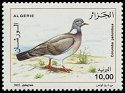 Cl: Common Wood-Pigeon (Columba palumbus) SG 1480 (2005) 60