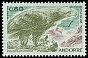 Andorra (French Post) SG 238 (1972)