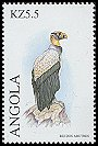 Cl: King Vulture (Sarcoramphus papa)(Out of range)  SG 1547a (2000) 425 [5/16]