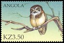 Cl: Spectacled Owl (Pulsatrix perspicillata)(Out of range)  SG 1548a2 (2000)