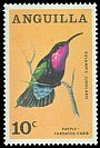 Cl: Purple-throated Carib (Eulampis jugularis) SG 36 (1968) 65