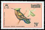 Cl: Antillean Crested Hummingbird (Orthorhyncus cristatus) SG 662 (1985) 175