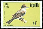 Cl: Grey Kingbird (Tyrannus dominicensis) SG 670 (1985) 225