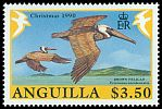Cl: Brown Pelican (Pelecanus occidentalis)(Repeat for this country)  SG 867 (1990) 325