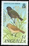 Cl: Black-faced Grassquit (Tiaris bicolor) SG 1100 (2001) 150