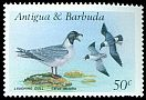 Cl: Laughing Gull (Larus atricilla) SG 1080 (1987) 600