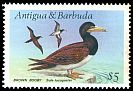 Cl: Brown Booby (Sula leucogaster) SG 1085 (1987)