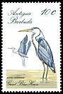 Cl: Great Blue Heron (Ardea herodias) SG 1154 (1988) 50