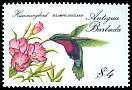 Cl: Purple-throated Carib (Eulampis jugularis) SG 1161 (1988) 250