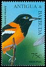 Cl: Venezuelan Troupial (Icterus icterus)(Repeat for this country)  SG 2144 (1995) 110