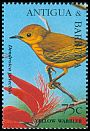 Cl: Yellow Warbler (Dendroica petechia)(Repeat for this country)  SG 2146 (1995) 110