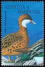 Cl: White-cheeked Pintail (Anas bahamensis) SG 2160 (1995) 110