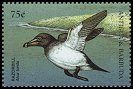 Cl: Razorbill (Alca torda)(Out of range)  SG 2764 (1998) 65