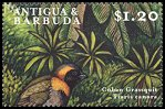 Cl: Cuban Grassquit (Tiaris canora)(Out of range)  SG 2988 (2000) 75