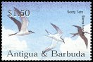 Cl: Sooty Tern (Sterna fuscata)(Repeat for this country)  SG 3692 (2002) 175