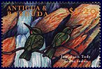 Cl: Jamaican Tody (Todus todus)(Out of range)  SG 2978 (2000) 75