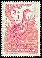 Cl: Red-winged Tinamou (Rhynchotus rufescens) <<Perdiz colorada>>  SG 967 (1960) 150