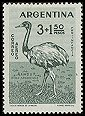 Cl: Greater Rhea (Rhea americana) <<&Ntilde;and&uacute;>>  SG 968 (1960) 150 [5/36]