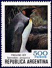 Cl: King Penguin (Aptenodytes patagonicus)(Repeat for this country) (I do not have this stamp)  SG 1687a (1980) 100 [8/12]