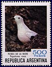Cl: Snow Petrel (Pagodroma nivea)(Out of range) (I do not have this stamp)  SG 1687m (1980) 100 [8/12]