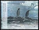 Cl: Gentoo Penguin (Pygoscelis papua) <<Pinguino papua>> (Repeat for this country)  SG 3236 (2007) 160 [4/14]