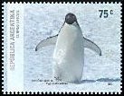 Cl: Adelie Penguin (Pygoscelis adeliae) <<Pinguino Adelia>> (Repeat for this country)  SG 3234 (2007) 160 [4/14]