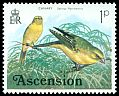 Cl: Yellow Canary (Serinus flaviventris)(Introduced)  SG 199 (1976) 40