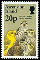 Cl: Yellow Canary (Serinus flaviventris)(Repeat for this country)  SG 687 (1996) 175