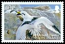 Cl: White-tailed Tropicbird (Phaethon lepturus)(Repeat for this country) (I do not have this stamp)  SG 1061 (2009) 175 [8/16]
