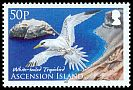 Cl: White-tailed Tropicbird (Phaethon lepturus)(Repeat for this country) (I do not have this stamp)  SG 1062 (2009) 175 [8/16]