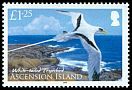 Cl: White-tailed Tropicbird (Phaethon lepturus)(Repeat for this country) (I do not have this stamp)  SG 1063 (2009) 350 [8/16]