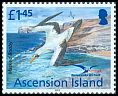 Cl: Masked Booby (Sula dactylatra)(Repeat for this country) (I do not have this stamp)  SG 1149d (2012)  [8/6]