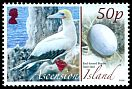 Cl: Red-footed Booby (Sula sula)(Repeat for this country) (I do not have this stamp)  SG 993 (2008) 150 [8/16]