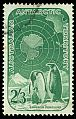 Cl: Emperor Penguin (Aptenodytes forsteri)(Repeat for this country)  SG 5 (1959) 300