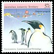 Cl: Emperor Penguin (Aptenodytes forsteri)(Repeat for this country)  SG 80 (1988) 110
