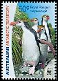 Cl: Royal Penguin (Eudyptes schlegeli)(Endemic or near-endemic)  SG 176 (2007) 175 [4/21]