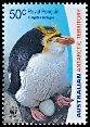 Cl: Royal Penguin (Eudyptes schlegeli)(Endemic or near-endemic)  SG 177 (2007) 175 [4/21]