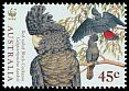 Cl: Red-tailed Black-Cockatoo (Calyptorhynchus banksii) SG 1796 (1998) 80