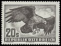 Cl: Golden Eagle (Aquila chrysaetos) <<Steinadler>> (Repeat for this country)  SG 1221 (1950) 1600 [2/32]