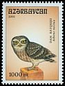 Cl: Little Owl (Athene noctua) <<DAM BAYQUSU>>  SG 513 (2001) 75