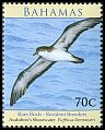 Cl: Audubon's Shearwater (Puffinus lherminieri)(Repeat for this country)  SG 1531 (2009) 190 [6/5]