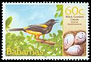Cl: Greater Antillean Oriole (Icterus dominicensis) SG 1257 (2001) 150