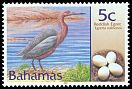 Cl: Reddish Egret (Egretta rufescens)(Repeat for this country)  SG 1249 (2001) 60